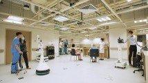 Changi General Hospital deploys 50 staff robots